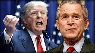 BREAKING: GEORGE BUSH JUST BROKE! LOOK WHAT HE SAID ABOUT DONALD TRUMP