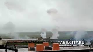 Реконструкция Сталинградской битвы прошла в Нижнем Тагиле на Дне танкиста