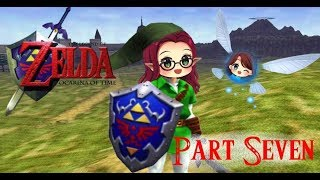 Legend of Zelda Ocarina of Time | Part Seven | I can do this