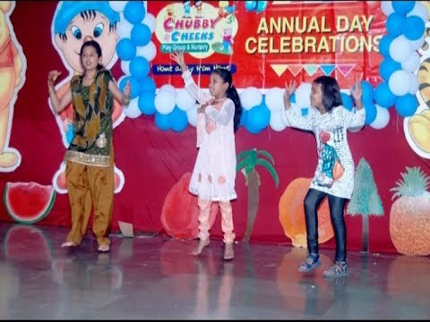 Main To Avi Avi Lut Gaya Performance on Annual Day 2012
