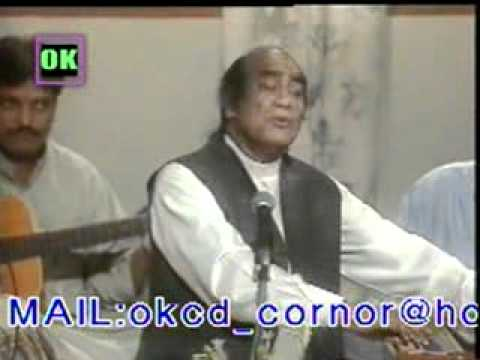 Mehdi Hassan Interview And Ghazals - Part 1 video