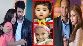 সাকিব আল হাসান ও শাকিব খান কে কেমন ??? জানতে দেখুন ভিডিওটি | Shakib | Shakib Khan | Bangla News