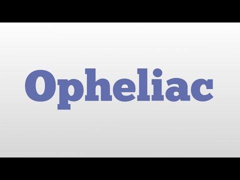 Header of opheliac
