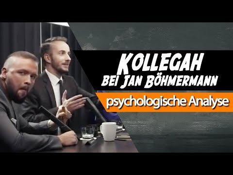 Kollegah bei Jan Böhmermann • Psychologische Analyse | Lucien Dunkelberg