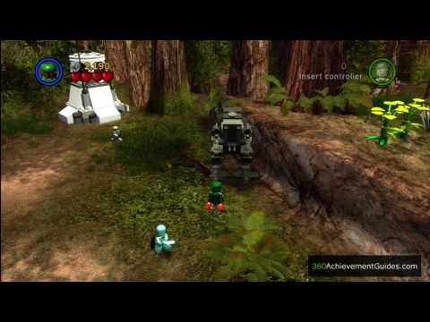 LEGO Star Wars: TCS - Minikit Guide - Episode VI: Speeder Showdown