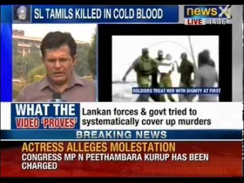 Isaipriya Raped And Killed In Cold Blood By Sri Lankan Army - News X video