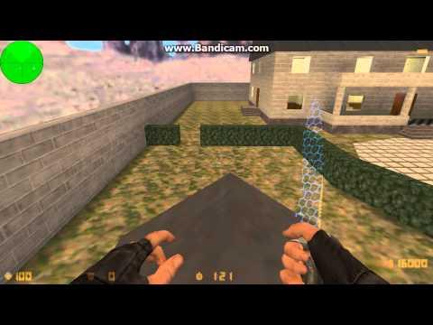 Как сделать чтобы оружие было в правой руке в кс 16
