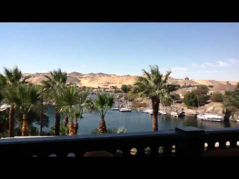 Cataract Hotel - Aswan, Egypt