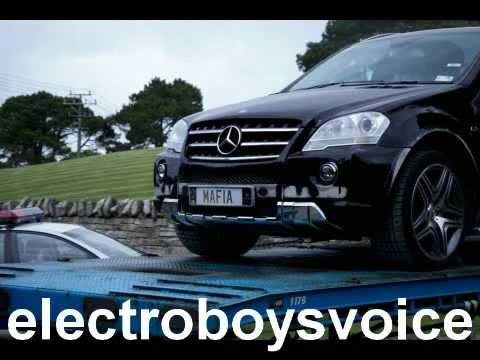 MEGAUPLOAD - Kim Dotcom - expensive cars