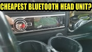 Gearbest Bluetooth Stereo Head Unit Review (Part 1...)