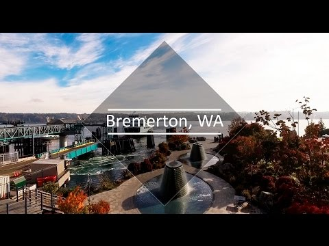Bremerton and Puget Sound Navy Yard Fredi Perry