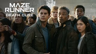 Maze Runner: The Death Cure |