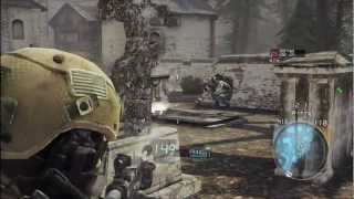 Ghost Recon Future Soldier | Tommy Jacob Multiplayer Walkthrough