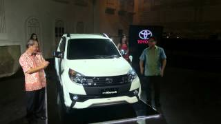 2015 Louch New Toyota Rush Indonesia