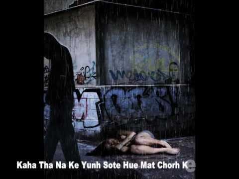 Sad Ghazal ...! Kaha Tha Na Ke Yunh Sote Hue Mat Chorh Ke Jana... :( video