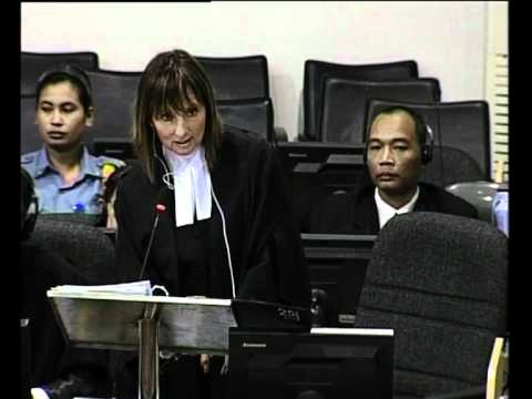 WorldLeadersTV: CAMBODIA: KHMER ROUGE GENOCIDE TRIAL: LEADER in DETENTION