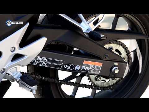 Videoprueba HONDA CB 500 X - Arpem. EU. 2013