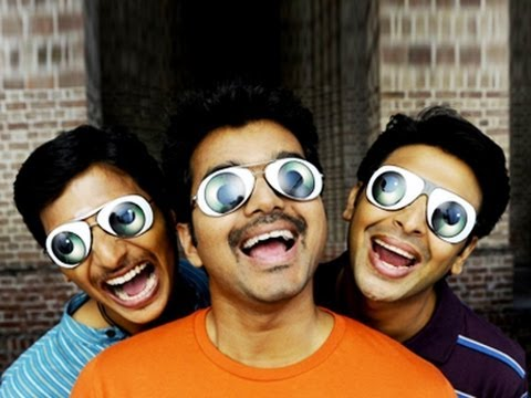 Character's Names of Nanban movie