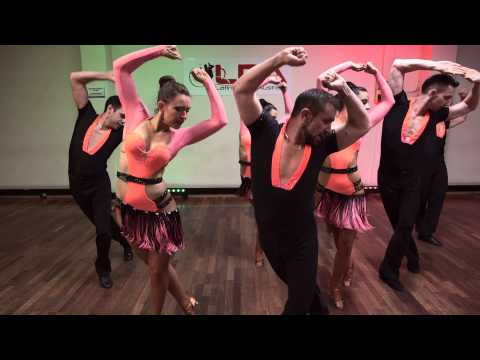 LDA Party 2014-12-06 - World Latin Dance Cup 2014 Shows #10/10