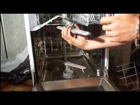 Почему плохо моет посудомоечная машина бош