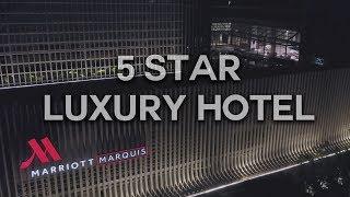 Marriott Marquis Queen's Park Bangkok Thailand   Luxyry 5-Star Hotel 2017   泰國曼谷酒店