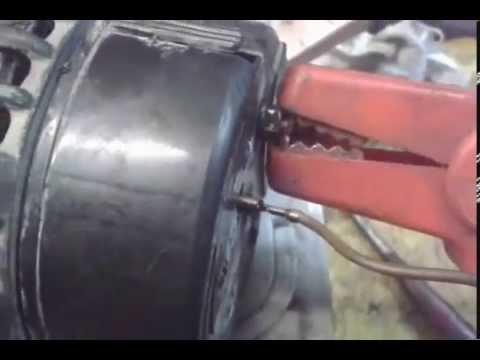 Видео как проверить работоспособность генератора автомобиля