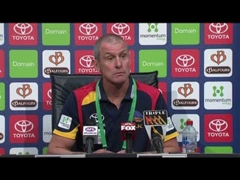 Phil Walsh Post-Match Presser R2