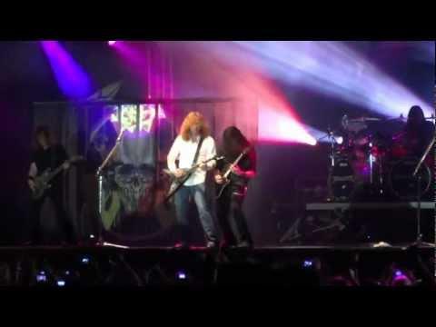 Como irritar Dave Mustaine: MEGADETH