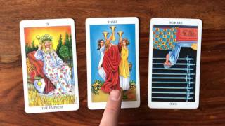 Daily Tarot Reading for 17 May 2017 | Gregory Scott Tarot
