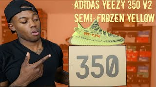 HOW TO COP THE ADIDAS YEEZY 350 V2 SEMI-FROZEN YELLOW FOR RETAIL! Resale em or Hold em!?