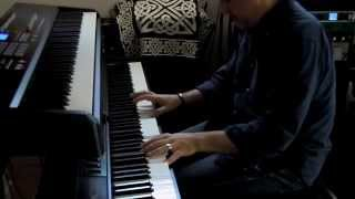 Piano noodling