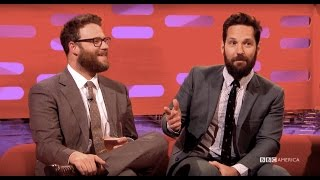 Paul Rudd's Parenting Tips - The Graham Norton Show