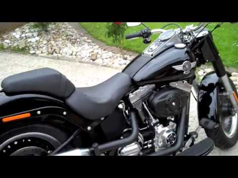 12-07-11 - Harley Fat Boy Special First Ride