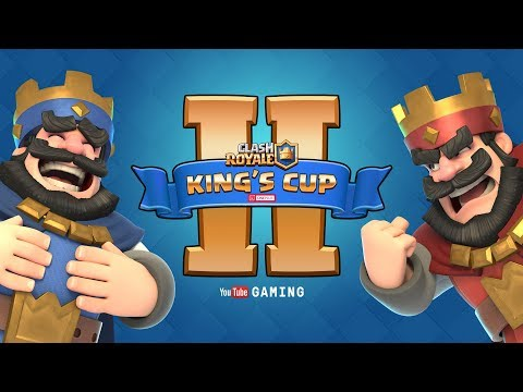King's Cup 2 - $200,000 Clash Royale Tournament - Day 2