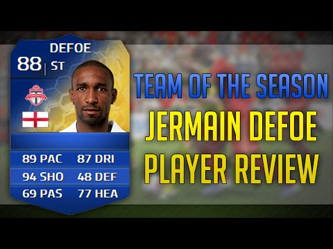 TOTS JERMAIN DEFOE (88) PLAYER REVIEW + IN GAME STATS!