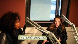 Drita from Mob Wives reveals her Celebrity Crush on Hot97 Morning show