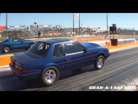 Grab-A-Lane's Street Car Shootout 2012