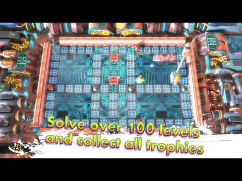 Robot Rescue Revolution PS3 Trailer