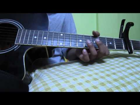 ARNAV SINGH RAIZADA background tune(IPKKND) on guitar