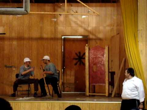 Camp Bonim Color War 08 Comedy Skit