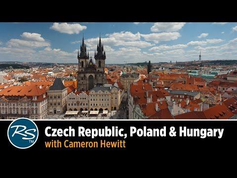 Czech Republic, Poland & Hungary Travel Skills