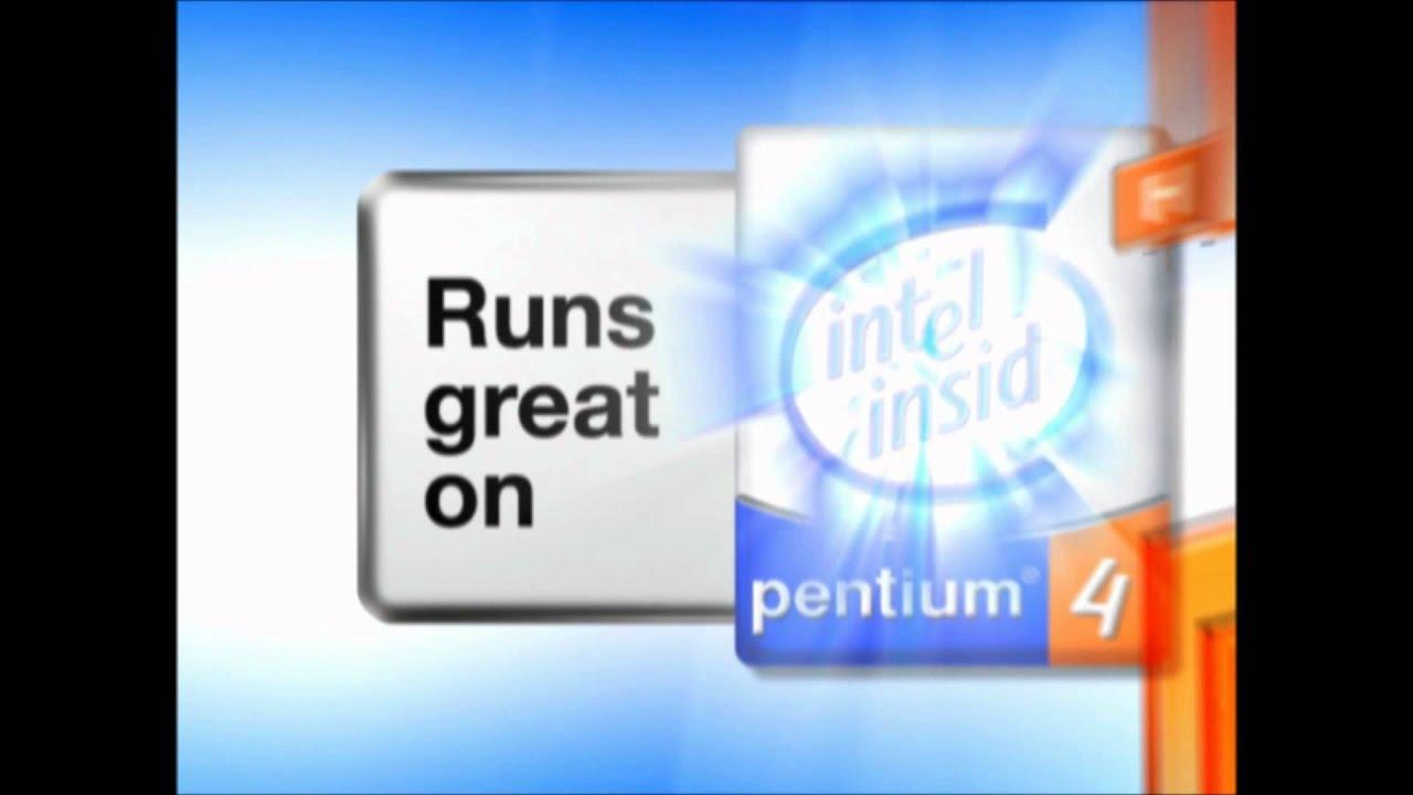 Intel Pentium 4 m Intel Pentium 4 Runs Great