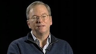 SuperPower: Digital Giants - Eric Schmidt, CEO of Google - BBC