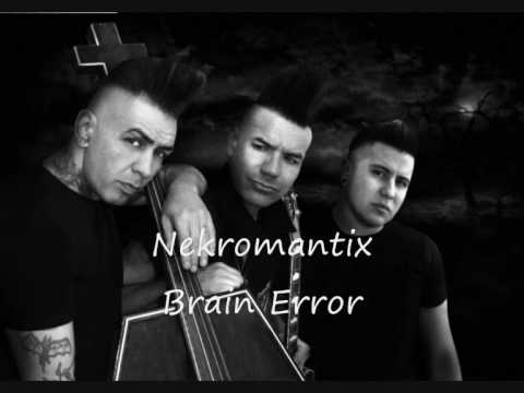 Nekromantix - Brain Error