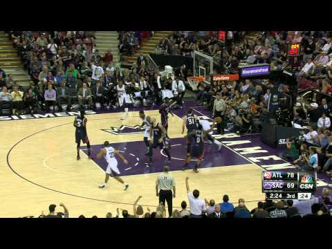 Top 10 NBA Plays: March 16th