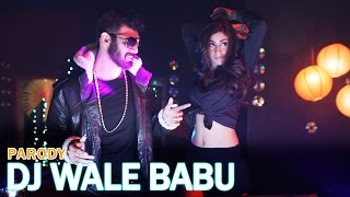 DJ Wale Babu Parody || Shudh Desi Gaane || Salil Jamdar