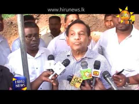 minister rajitha sen|eng