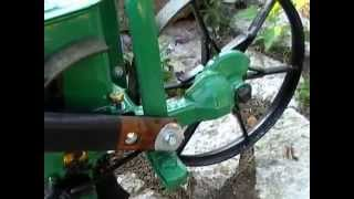 Planet JR Junior seeder 85 years old