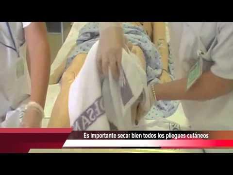 HIGIENE DEL PACIENTE ENCAMADO