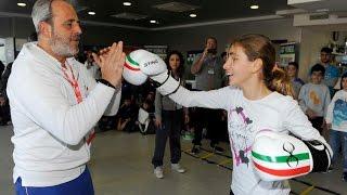 #NoiSiamoEnergia fa tappa allo Yonex Italian International 2016